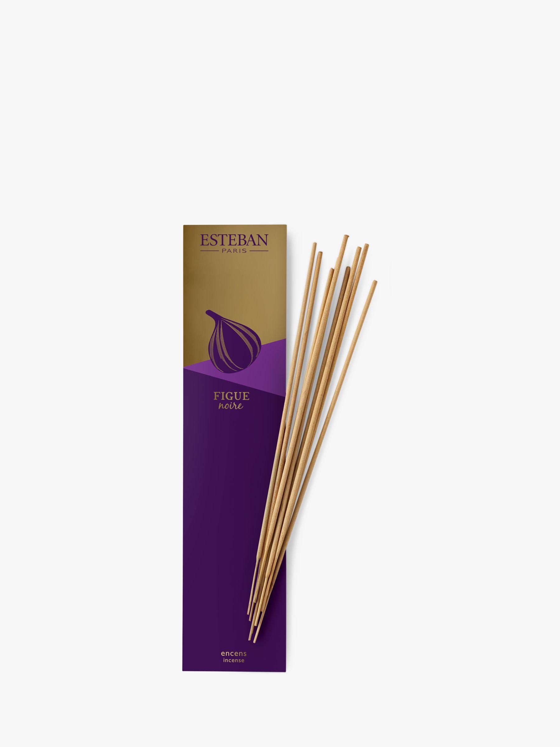 Esteban Esteban Black Fig Incense Sticks