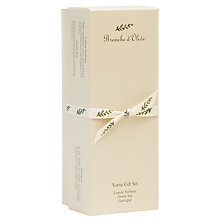 Buy Branche D'Olive Lemon Verbena/Green Tea/Garrigue Votive Gift Set Online at johnlewis.com