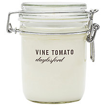 Buy Daylesford Jar Candle, Vine Tomato Online at johnlewis.com