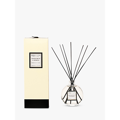 Image of Stoneglow Grapefruit and Mimosa Diffuser, 140ml