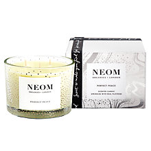 Buy Neom Perfect Peace 3 Wick Candle, 103.7g Online at johnlewis.com