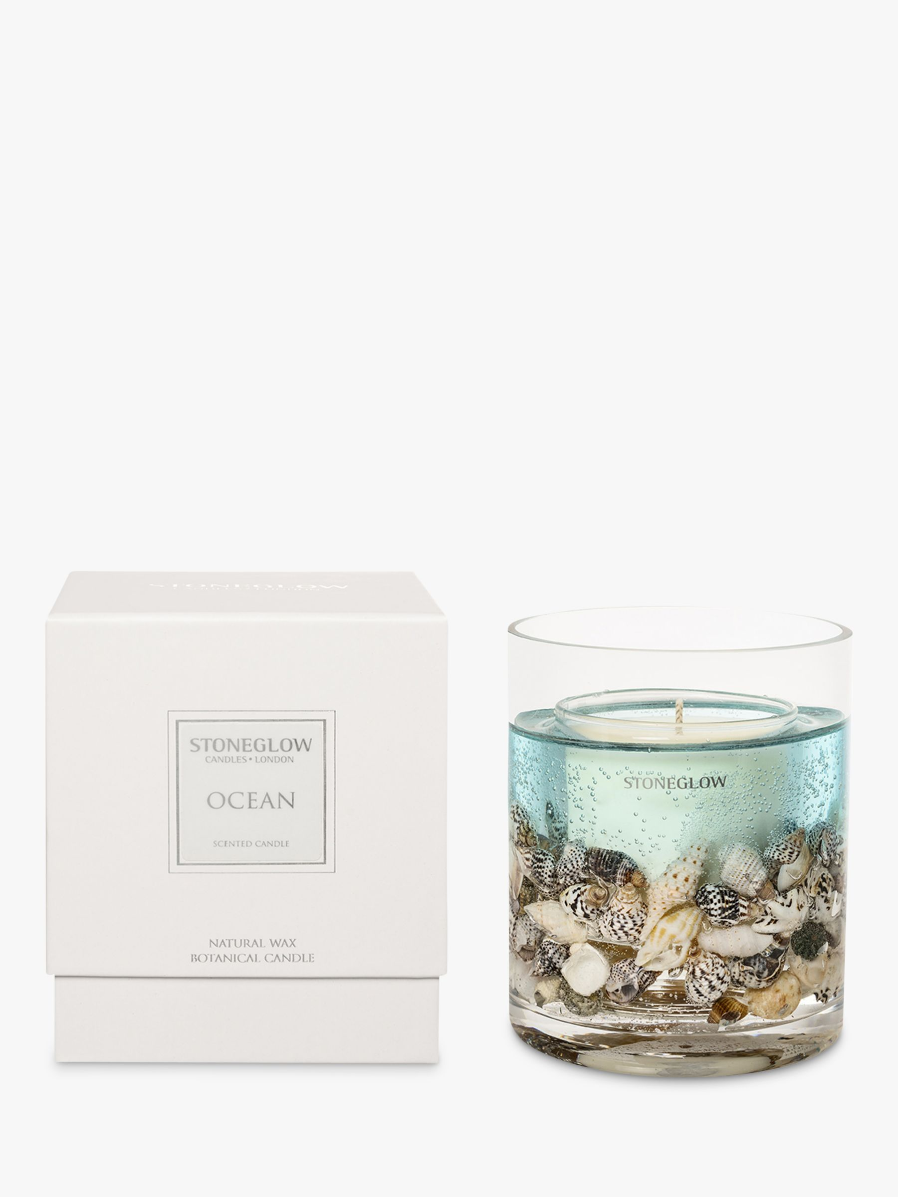 Stoneglow Stoneglow Ocean Scented Gel Candle