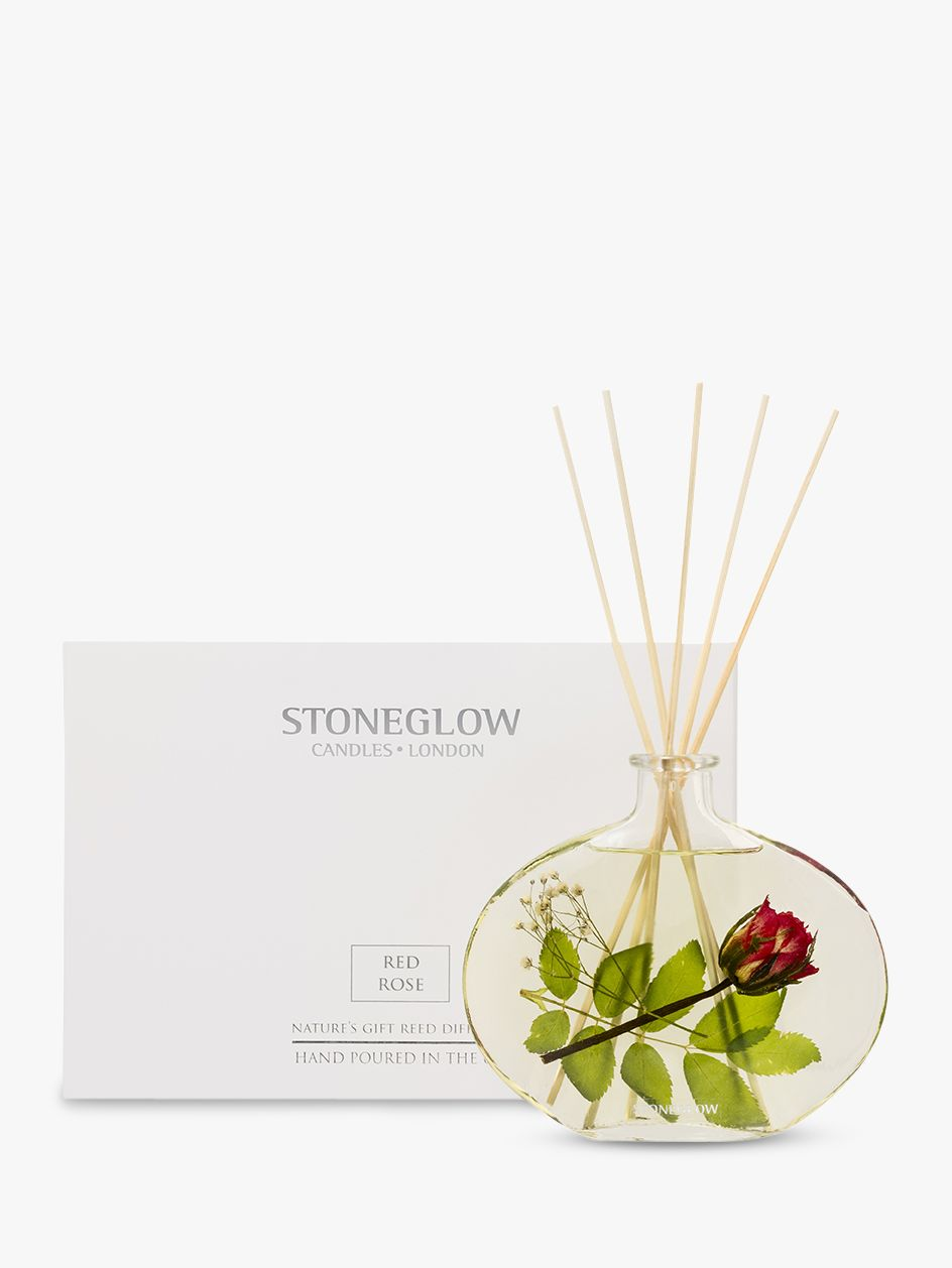 Stoneglow Stoneglow Red Roses Diffuser, 200ml