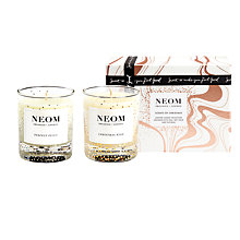 Buy Neom Scents of Christmas Candle Collection,  1.18kg Online at johnlewis.com