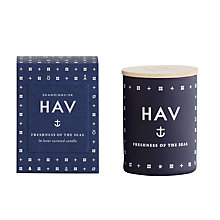 Buy SKANDINAVISK Hav Mini Scented Candle with Lid Online at johnlewis.com
