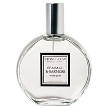 Buy Stoneglow Seasalt and Oakmoss Room Spray Online at johnlewis.com