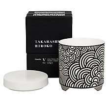 Buy Takahashi Hiroko 'Go' Scented Candle Online at johnlewis.com