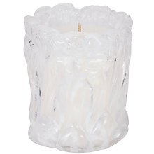 Buy Tom Dixon Quartz Scented Candle, Medium Online at johnlewis.com