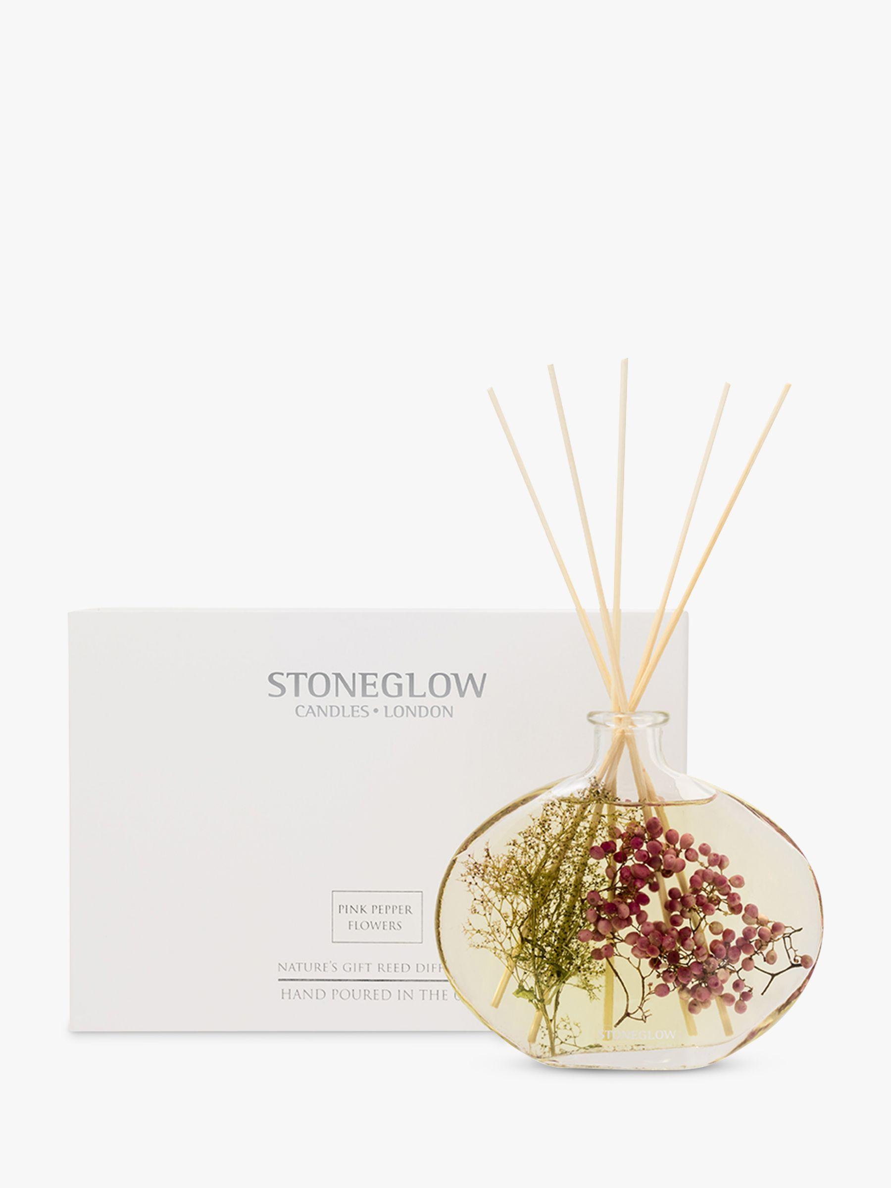 Stoneglow Stoneglow Pink Peppercorn Diffuser, 200ml