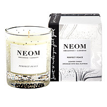 Buy Neom Perfect Peace Candle, 510g Online at johnlewis.com