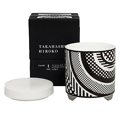 Takahashi Hiroko 'Ichi' Scented Candle