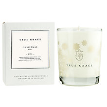Buy True Grace Christmas Noel No. 39 Scented Candle Online at johnlewis.com