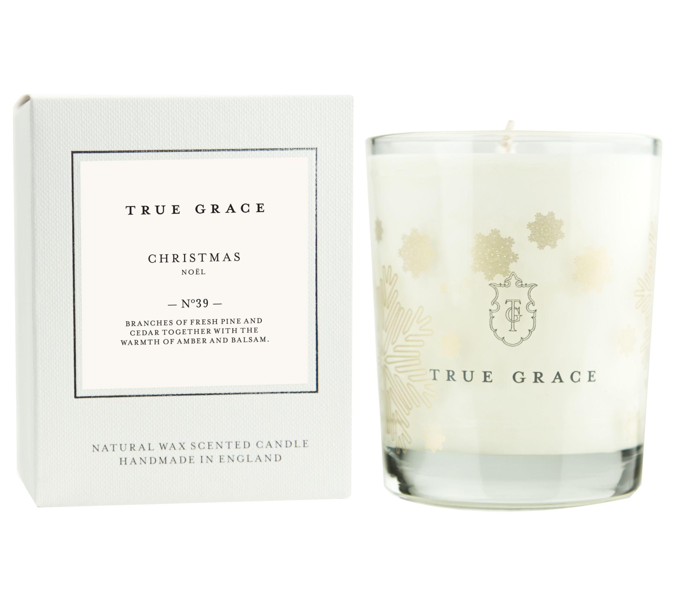 True Grace True Grace Christmas Noel No. 39 Scented Candle