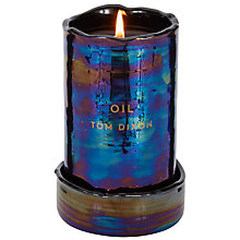 Buy Tom Dixon Oil Scented Candle, Large Online at johnlewis.com
