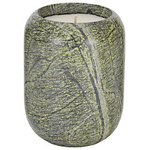 Buy Tom Dixon Stone Scented Candle, Large Online at johnlewis.com