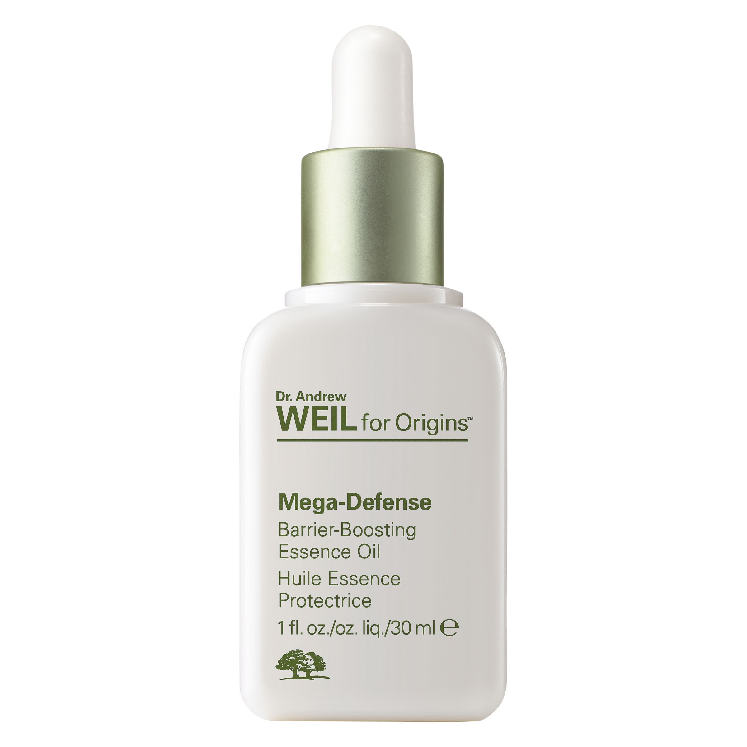 Origins Dr. Andrew Weil for Origins™ Mega-Defence Barrier-Boosting Essence Oil, 30ml