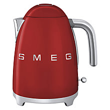 Buy Smeg KLF11 Kettle Online at johnlewis.com