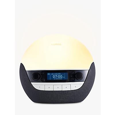 Lumie Bodyclock Luxe 700 Wake up to Daylight SAD Light, White