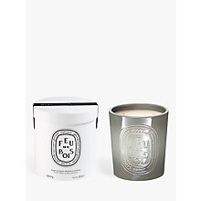 Buy Diptyque Large Indoor & Outdoor Feu Bois Scented Candle, 1500g Online at johnlewis.com