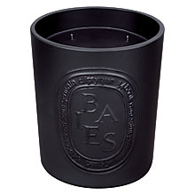 Buy Diptyque Large Indoor & Outdoor Baies Scented Candle, 1500g Online at johnlewis.com