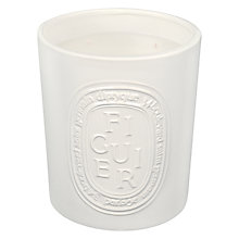 Buy Diptyque Large Indoor & Outdoor Figuier Scented Candle, 1500g Online at johnlewis.com