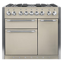 Buy Mercury 1000 Dual Fuel Range Cooker Online at johnlewis.com