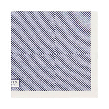 Buy Reiss Stanton Stripe Pocket Square Online at johnlewis.com