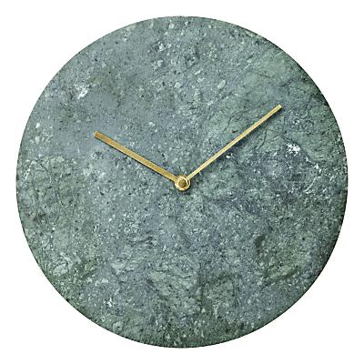 Image of Menu Marble Clock, Dia. 30cm