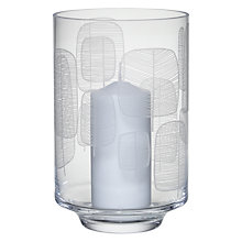 Buy MissPrint Glass Trees Print Lantern Online at johnlewis.com
