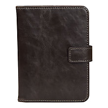Buy Jacob Jones Passport Holder, Cambridge Grey Online at johnlewis.com