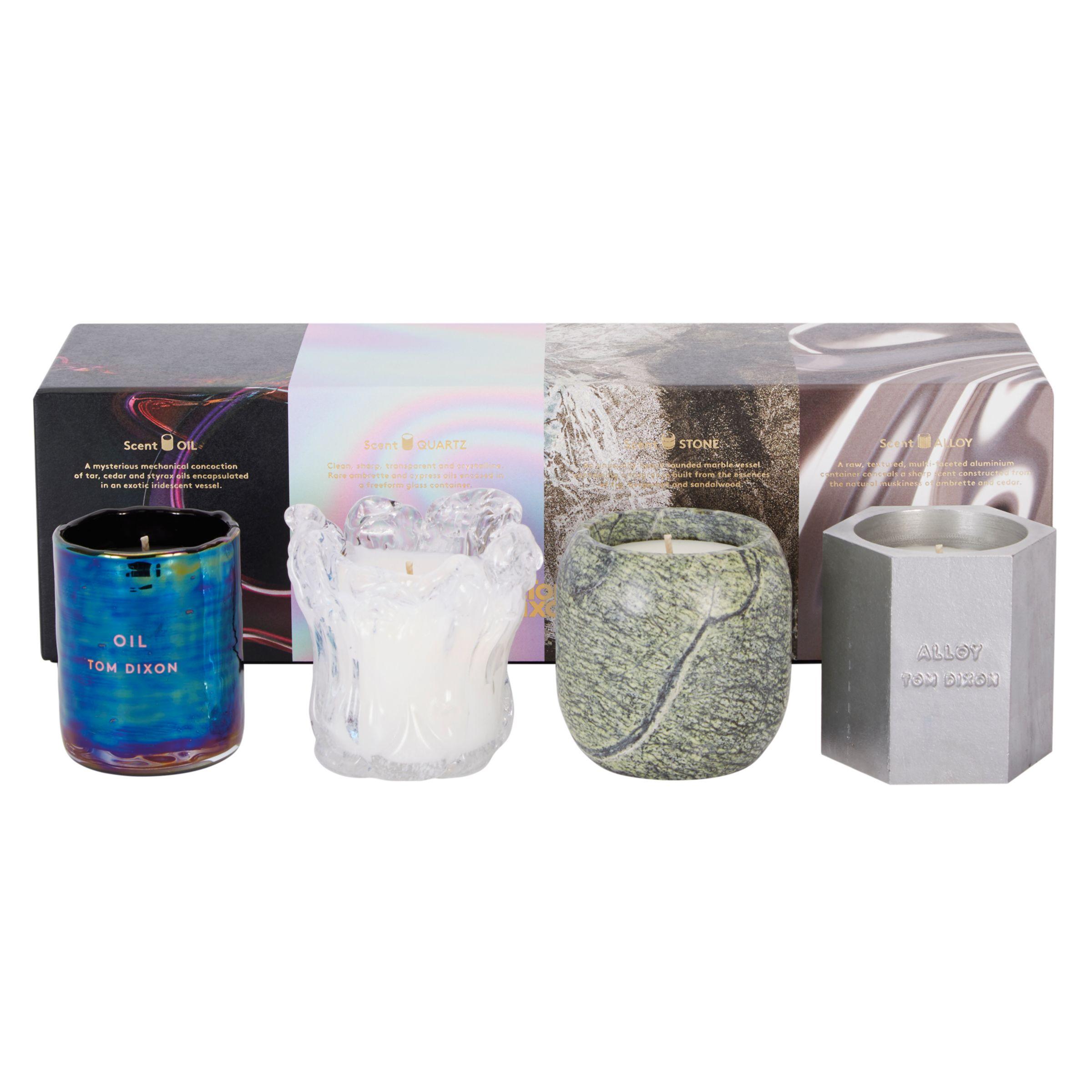 Tom Dixon Tom Dixon Materialism Scented Candle Luxury Gift Set