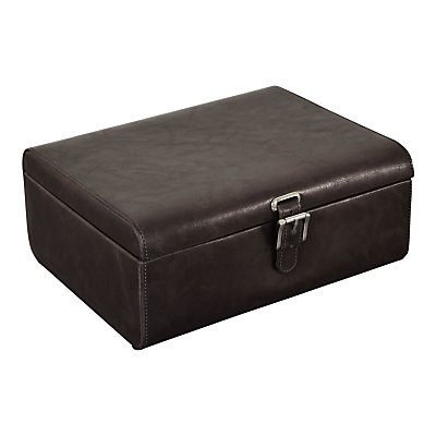 Jacob Jones 8-Piece Watch Box, Cambridge Grey