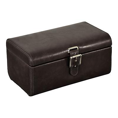 Jacob Jones Watch and Cufflink Box, Cambridge Grey