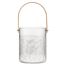 Buy John Lewis Glass Lykta Hurricane Lantern, Small Online at johnlewis.com