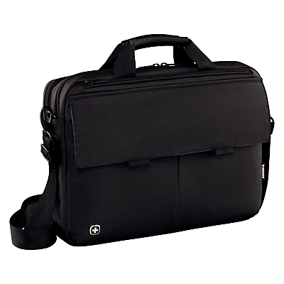 "Image of Wenger Route 16"" Laptop Messenger Bag"