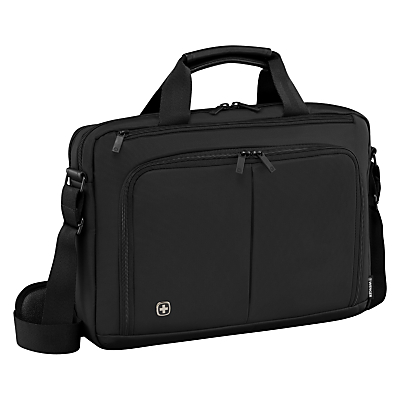 "Image of Wenger Source 16"" Laptop Briefcase with Tablet Pocket"