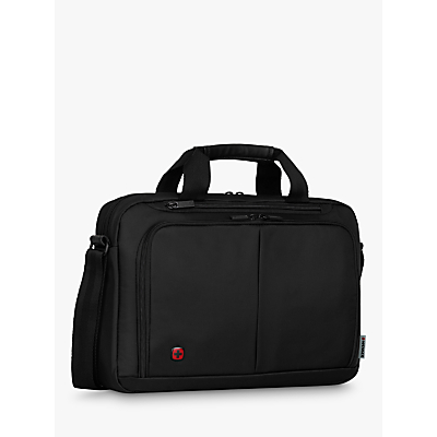 "Image of Wenger Source 14"" Laptop Briefcase with Tablet Pocket"