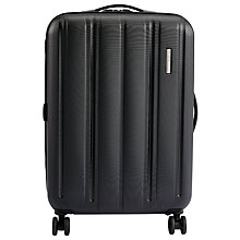 Buy John Lewis Munich 4-Wheel 67cm Suitcase, Black Online at johnlewis.com