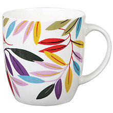 Buy Collier Campbell Crush 'Autumn Leaves' Mug Online at johnlewis.com