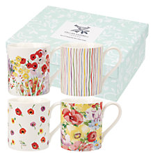 Buy Collier Campbell Mugs, Set of 4 Online at johnlewis.com