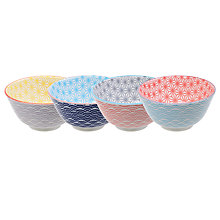 Buy Tokyo Design Studio 12cm Colour Bowls, Set of 4 Online at johnlewis.com