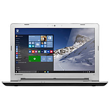 "Buy Lenovo Ideapad 500 Laptop, Intel Core i7, 12GB RAM, 2TB, 15.6"", Full HD, Black Online at johnlewis.com"