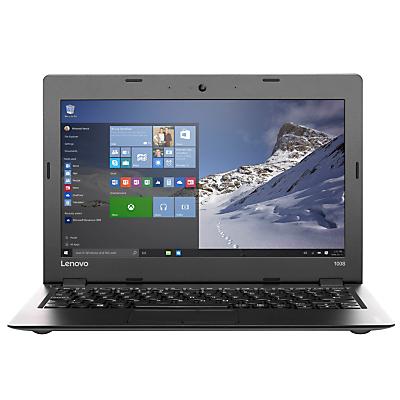 "Image of Lenovo Ideapad 100s Laptop, Intel Celeron, 2GB RAM, 32GB eMMC, 14"""