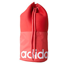 Buy Adidas Seasack Sports Bag, Pink Online at johnlewis.com