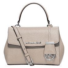 Buy MICHAEL Michael Kors Ava Leather Extra Small Across Body Bag Online at johnlewis.com