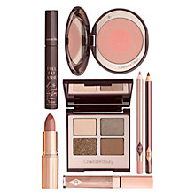 Buy Charlotte Tilbury The Golden Goddess Set Online at johnlewis.com