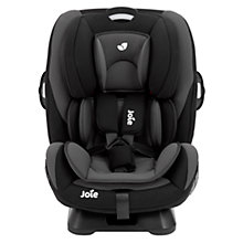 Buy Joie Every Stage Group 0+/1/2/3 Car Seat, Black Online at johnlewis.com