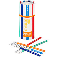 Buy Talking Tables Lucky Dip Dipsticks Online at johnlewis.com