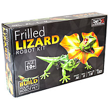Buy RED5 Frilled Lizard Robot Kit Online at johnlewis.com