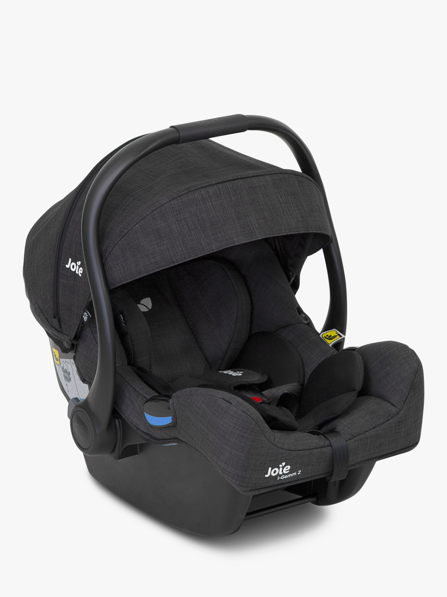 Joie Baby Joie i-Gemm Group 0+ Baby Car Seat, Pavement Grey